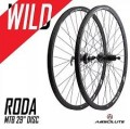 Roda Aro 29 D/T Absolute Wild Cassete Disk
