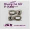 Emenda Para Corrente KMC 10 V
